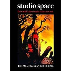 Studio Space: The World's Greatest Comic Illustrators at Work
