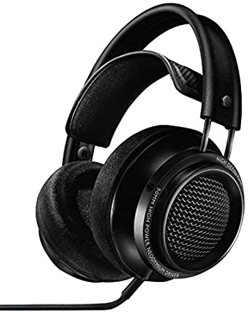 Philips X2/27 Fidelio Headphones Black
