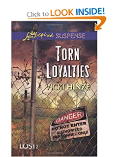 Torn Loyalties, Lost Inc. Book 3, Vicki Hinze