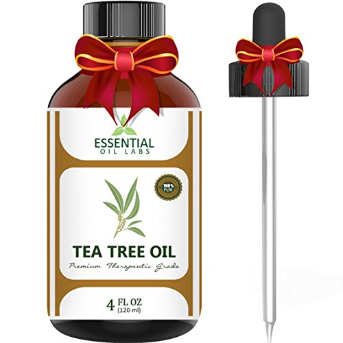 Tea Tree Oil for eyebrow dandruff