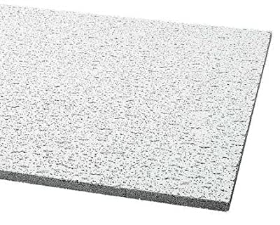 """Acoustical Ceiling Tile 48""""X24"""" Thickness 5/8"""", PK12 by ARMSTRONG"""