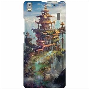 Lenovo K3 Note - PA1F0001IN Back Cover - Silicon Town Designer Cases