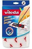 Vileda 140998 WischMat trocken Wischbezug -  elektrostatische Aktivfasern für eine staubfreie Oberfläche - passend für WischMat und Style Wischer