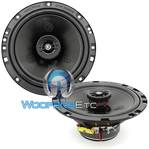 "15-Prx620 - Memphis Oversized 6.5"" 50W Rms 2-Way Coaxial Speakers"