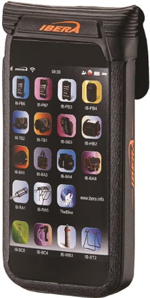 [해외] IBERA(이베라) iPhone5 용케이스+스페이스 바 세트 IB-PB11Q2 (2013-12-20)
