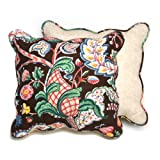 Jane Seymour Winding Way Lucy 18-by-18-Inch Decorative Pillow