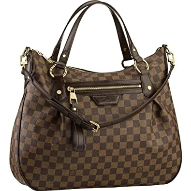 louis vuitton evora damen tasche n41131 handtasche braun schuhe handtaschen. Black Bedroom Furniture Sets. Home Design Ideas