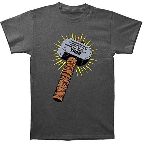 Thor Mjolnir Hammer of Thor T-Shirt(XXX-Large)
