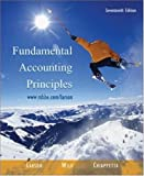 img - for Fundamental Accounting Principles w/2003 Krispy Kreme AR, TTCD, NetTutor, OLC w/PW book / textbook / text book