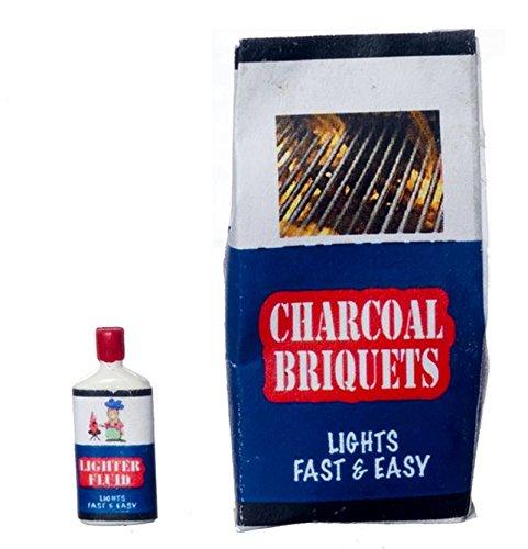 dollhouse-miniature-charcoal-briquettes-lighter-fluid
