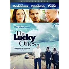 "ENTER TO WIN A COPY OF ""THE LUCKY ONES"" 5"