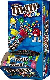 M&M's Minis Milk Chocolate Candy Tube…