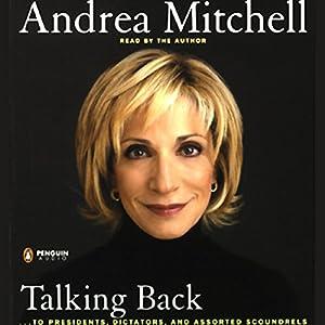 Talking Back Audiobook