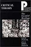 Critical Theory Essential Read (Paragon Issues in Philosophy)
