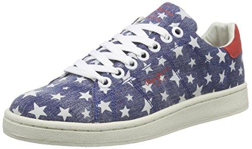 Pepe-Jeans-CLUB-STARS-Zapatillas-Mujer