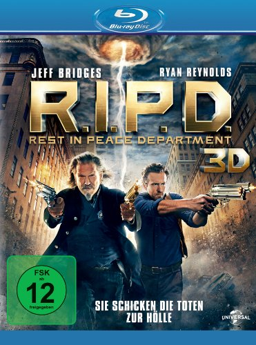 R.I.P.D. [3D Blu-ray]