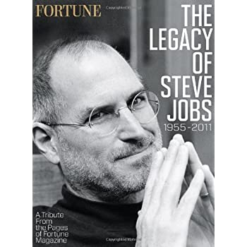 Set A Shopping Price Drop Alert For Fortune the Legacy of Steve Jobs 1955-2011: A Tribute from the Pages of Fortune Magazine