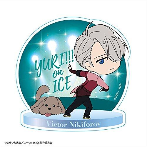 ユーリ!!! on ICE 03 ヴィクトル ダイカットマグネット