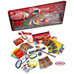 Darpeje CDIC057 - Cars Activity Set