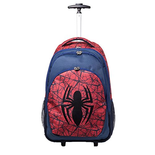 Ufficiale Marvel Ultimate Spider-Man Logo Trolley zaino borsa Weekend