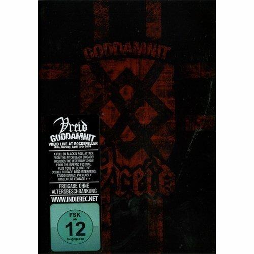 Vreid-Goddamnit-Vreid Live At Rockef - Dvd