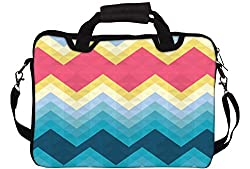 Snoogg Awesome Colour Chevron 14
