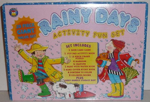 Rainy Days Activity Fun Set