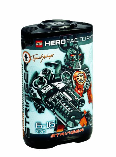 Lego Hero Factory Jimi Stringer