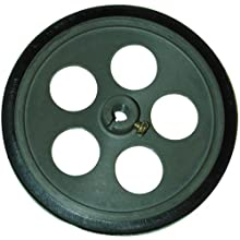 "Shimpo FPM-12 Measuring Wheel, 12"" Circumference, For Contact Linear Rate and Length Measurement"