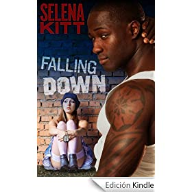 Falling Down (Interracial WWBM New Adult Coming of Age Romance)