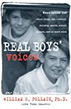 img - for Real Boys' Voices: Boys speak out about drugs, sex, violence, bullying, sports, school, parents, and so much more book / textbook / text book