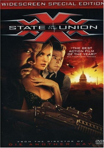 Cover art for  XXX - State of the Union (Widescreen Edition)