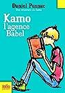Une aventure de Kamo, Tome 3 : L'agence Babel par Pennac