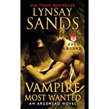 Vampire Most Wanted: An Argeneau Novel (Argeneau Vampire)