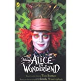 Alice in Wonderland (Book of the Film)by Tim Burton