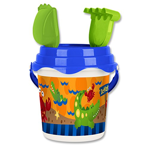 Stephen Joseph Beach Bucket-Alligator