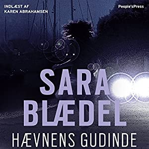 Hævnens gudinde [Vengeance Goddess] Audiobook