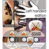 All the Way Guitar, LEFT HANDED version - 3 x PC CD-romsby Images and media