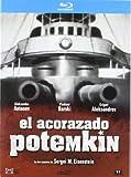 El Acorazado Potemkim [Blu-ray]