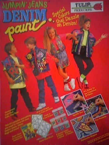 Jumpin' Jeans Denim Paint