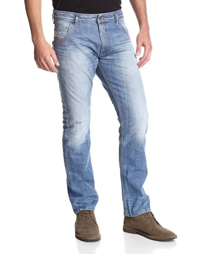 Diesel Men's Slim Fit Krooley Jeans