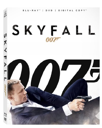 51RgZTHHg7L Skyfall (Blu ray/ DVD + Digital Copy)