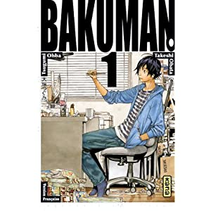 Bakuman, Tome 1 :