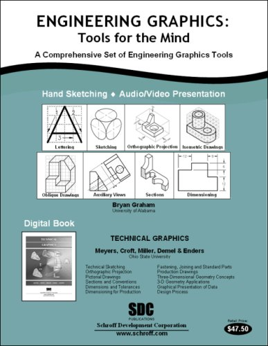 Engineering Graphics: Tools for the Mind & DVD