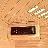 Home-Deluxe-Redsun-M-Infrarotsauna-inkl-Keramikstrahler-vielen-Extras-und-komplettem-Zubehr-verschiedene-Varianten