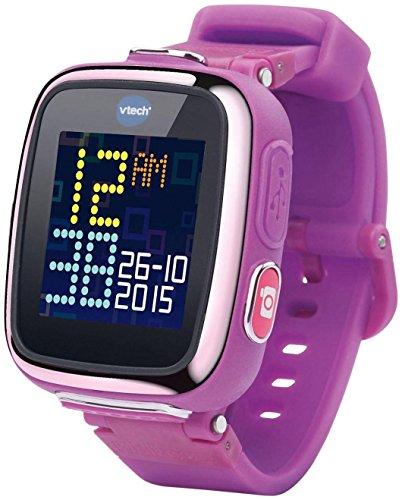 VTech VTech 80-171650 Kidizoom Smartwatch DX, Vivid Violet (2nd Generation)