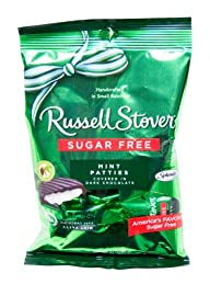 Russell Stover Peanut Brittle, Sugar Free – 3 oz bag