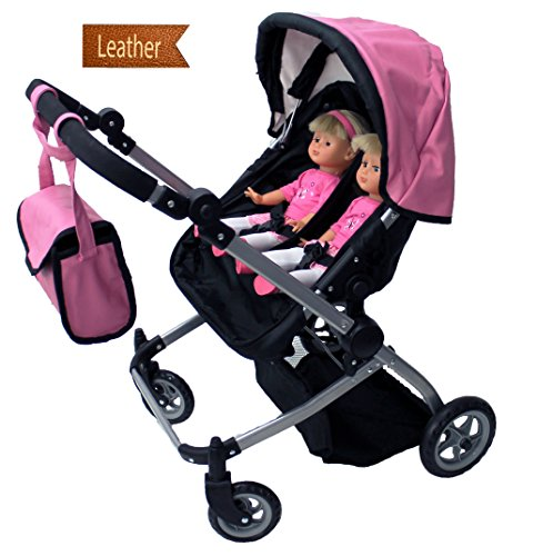 New Babyboo Doll Stroller Carriage Function