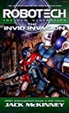img - for Robotech: The New Generation: The Invid invasion (Robotech: New Generation) book / textbook / text book