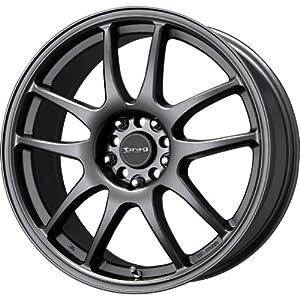 Drag DR-31 Charcoal Grey Wheel (17×7″/5x100mm)